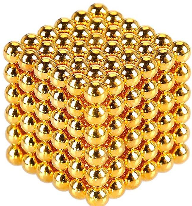 マグネットボール 金色 ゴールド